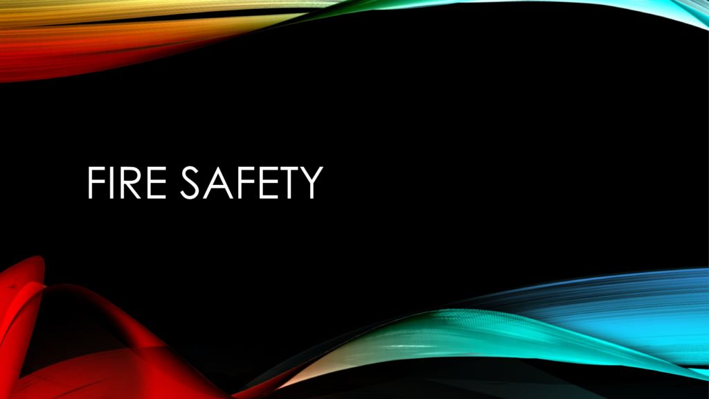thumbnail of Fire Safety and Prevention