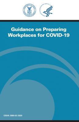 thumbnail of OSHA – Guidance on Preparing Workplace for COVID-19